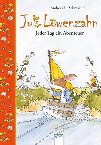 Juli Löwenzahn - Jeder Tag ein Abenteuer: Vorlesebuch