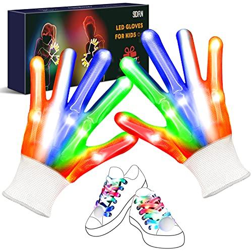 Mädche Weihnachten Geschenke Kinder Spielzeug - Halloween Spiele Mädche Geschenke ab 5 6 7 8 9 10 jahren LED...