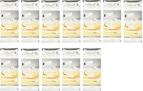Lindt & Sprüngli Cocos, 12er Pack (12 x 100 g)