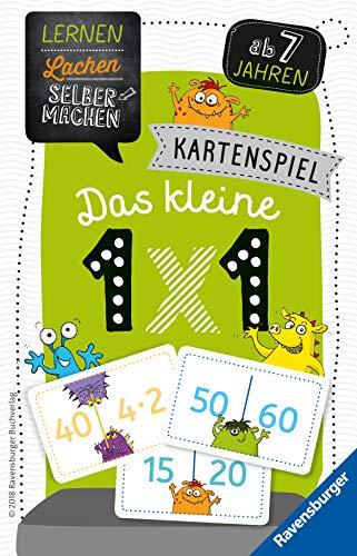 Ravensburger 80350 - Lernen Lachen Selbermachen: Das kleine 1 x 1, Kinderspiel für 1-4 Spieler, Lernspiel ab...
