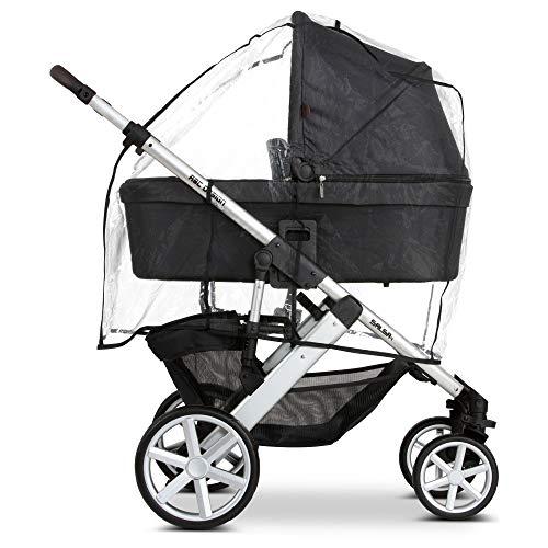 ABC Design Universal Regenschutz – für Kinderwagen mit Babywanne & Sportsitz – Schadstofffrei – Farbe:...