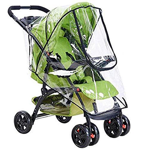 Kinderwagen Regenschutz - WENTS Universal Tragbare Gute Luftzirkulation, Schadstofffrei Regenschutz für...