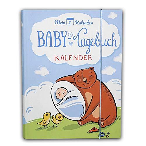 Mein 1. Kalender Baby-Tagebuch