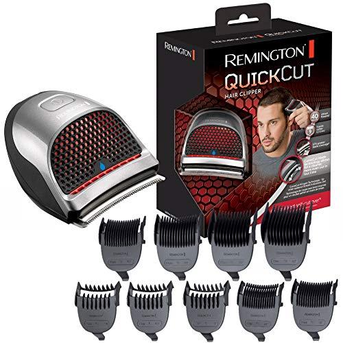 Remington Haarschneidemaschine HC4250 (Edelstahlklingen mit CurveCut-Klingen-Technologie, 9 Aufsteckkämme +...