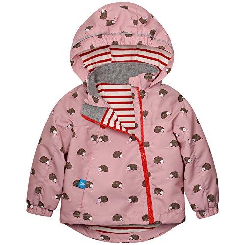 Catawe Kinder Jacke Junge Mädchen Regenjacke Frühling Herbst Winter Windjacke Süßem Pattern Mantel für...
