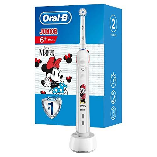 Braun Oral-B Junior: Elektrische Kinderzahnbürste