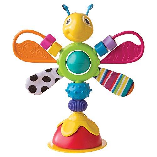 TOMY Lamaze LC27243 Lamaze Babyspielzeug 'Freddie, das Glühwürmchen' Mehrfarbig, Hochwertiges...