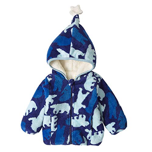 Proumy Kinder Kleidung Winter Warme Mantel Kapuzenjacke Kinderjacke Wintermantel Daunenjacke Baby Jungen...