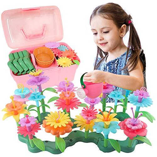 Dreamy Cubby Blumengarten Spielzeug für Mädchen 3-6 jährige Geburtstag Mädchen Geschenke Kleinkind...