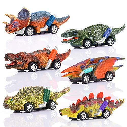 ATOPDREAM Geschenke für 2-6 Jährige Jungen, Dinosaurier Spielzeug ab 2 3 4 5 Jahre Kinder Spielzeug Jungen...