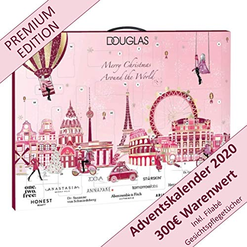 Douglas Beauty Adventskalender 2020 -EXKLUSIV Edition Newyork Winter- idealer Frauen + Mädchen...