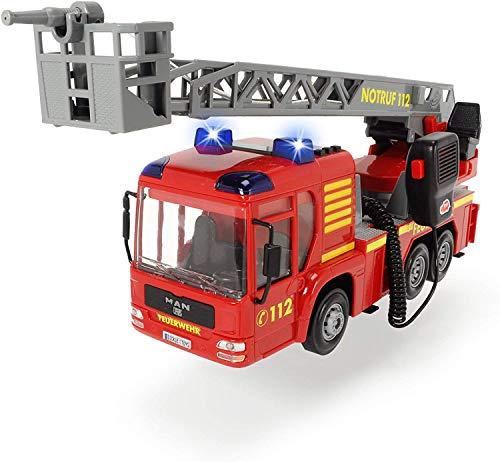 Spielzeug-Feuerwehrauto 'Fire Hero' von Dickie Toys