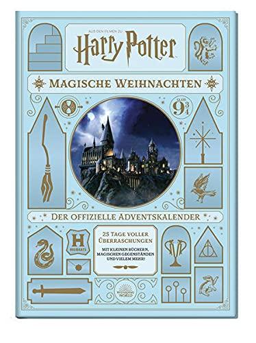Aus den Filmen zu Harry Potter: Magische Weihnachten - Der offizielle Adventskalender: 25 Tage voller...