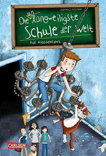 Die unlangweiligste Schule der Welt 1: Auf Klassenfahrt: Kinderbuch ab 8 Jahren über eine lustige Schule mit...