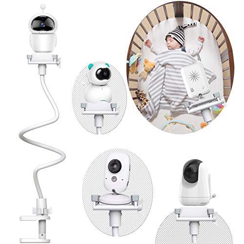 Babyphone Halterung Universal Baby Kamera Babyphone Halter Baby Monitor halter Kein Bohren Verstellbarer...