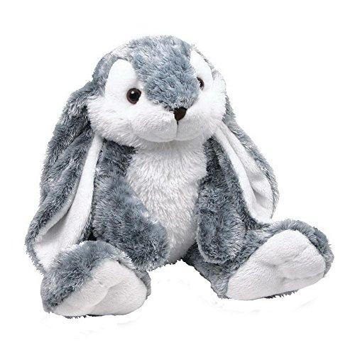small foot 6328 Hase 'Hoppel', Kuscheltier mit flauschigem Fell und Schlappohren, zum Spielen, Schlafen und...