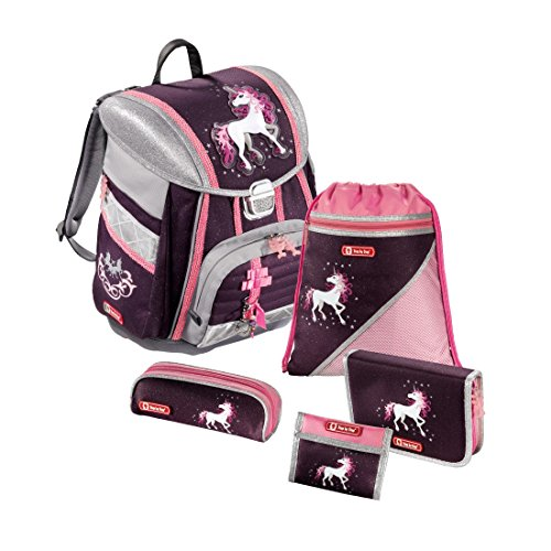STEP BY STEP TOUCH SCHULRANZEN-SET 'UNICORN', 5-TEILIG