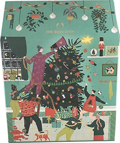 BodyShop Ultime Make It Real Together Adventskalender, Weihnachts-Box, Wert  350 €, warten Sie bis...
