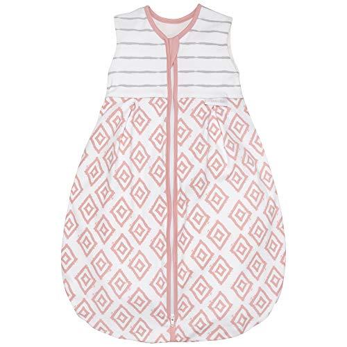 Premium Baby Schlafsack Sommer, Bequem & Atmungsaktiv, 100% Bio-Baumwolle, OEKO-TEX Zertifiziert, Flauschig...