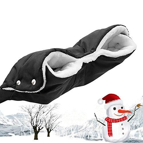Kinderwagen Handwärmer, Frostschutz Kinderwagen Handschuhe, Winddicht Kinderwagen Handschuhe, für...