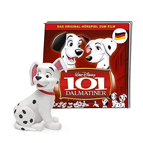 tonies Hörfiguren für Toniebox, Disney – 101 Dalmatiner, Hörspiel für Kinder ab 4 Jahren, Spielzeit ca....