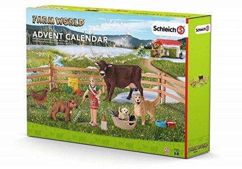 Schleich 97335 - Adventskalender Bauernhof 2016