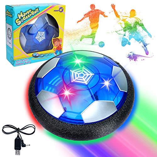 Sinwind Fussball Geschenke Adventskalender Jungen, Hover Ball Spielzeug Ab 5-10 Jahre Junge, Air Hockey...