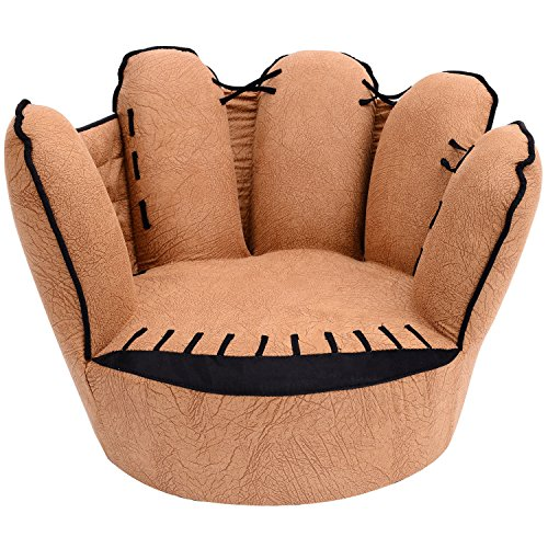 HOMCOM Kindersofa Kindersessel Sofa Couch Kinder Stuhl Kinderzimmer Softsofa Doppelsofa Einzelsofa Neu...
