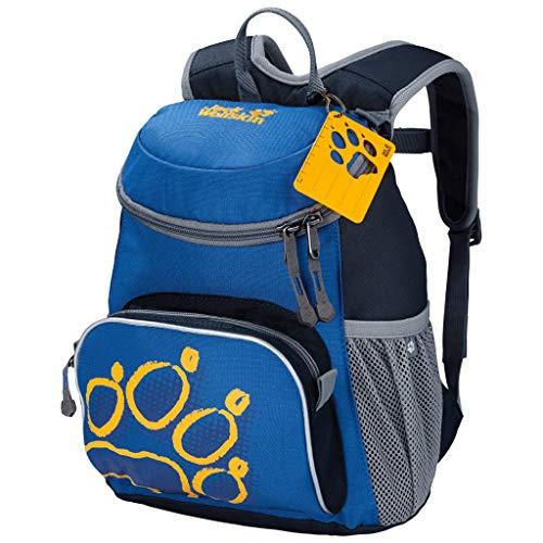 Jack Wolfskin Little Joe Kinderrucksack, kleiner Tagesrucksack für den Kindergarten, Wanderrucksack für...
