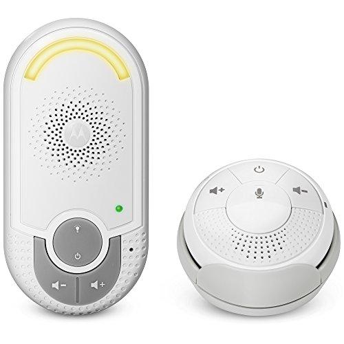 Motorola Baby MBP 140 Babyphone , Mit Nachtlicht und Zwei Wege Kommunikation , Wireless DECT Babyfon , Zur...