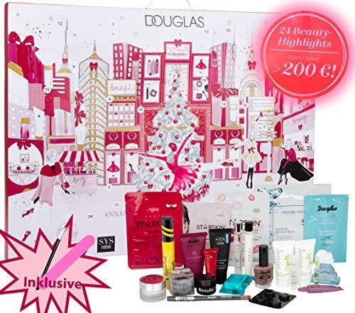 Douglas Adventskalender 2020 Beauty Weihnachtskalender Kosmetikkalender Frauen Advent Kalender für Damen...
