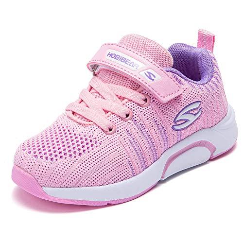 Kyopp Laufschuhe Kinder Turnschuhe für Mädchen Jungen Sportschuhe Kinderschuhe Outdoor Sneakers...