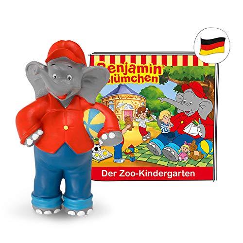 tonies Hörfiguren für Toniebox: Benjamin BLÜMCHEN Hörspiel Figur Der Zoo-Kindergarten - ca. 43 Min. - ab 3...