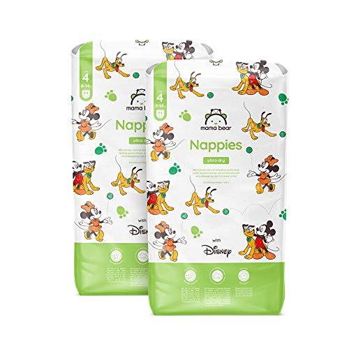 Mama Bear - Disney - 168 Ultra-Dry-Windeln - Größe 4 (8 - 14 kg)