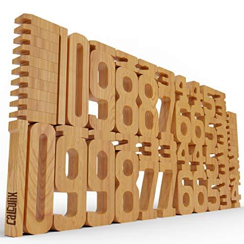 Calculix: Montessori Premium Zahlenbausteine