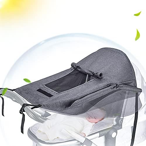 Kinderwagen Sonnensegel Sonnensegel für Kinderwagen mit UV Schutz Schutz 50+ und Wasserdicht Sonnensegel für...