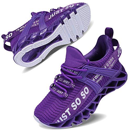 Vivay Kinder Schuhe Sportschuhe Ultraleicht Atmungsaktiv Turnschuhe Low-Top Sneakers Laufen Schuhe Laufschuhe...