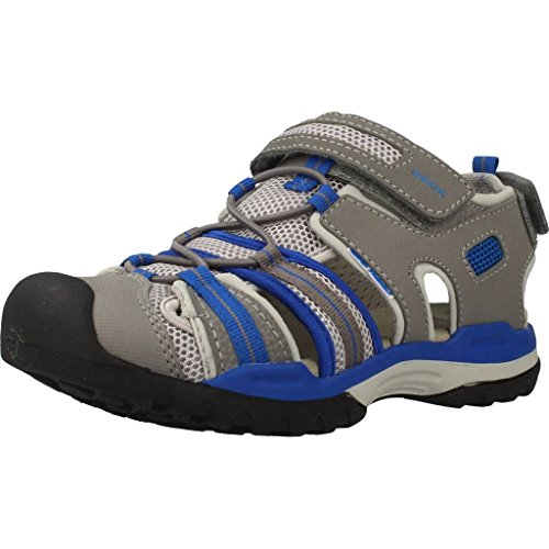 Geox Borealis B. C Kinder Sandalen Größe 36 Blau (Blau)