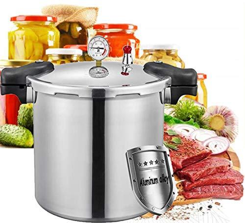 Gewerbliche Küche große Kapazität 25Liter Pressure Cooker,Mit Dampfkorb perfect dampfkochtopf...