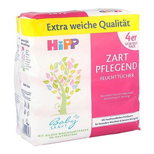 HIPP Baby SANFT Feuchttücher 224 St Tücher