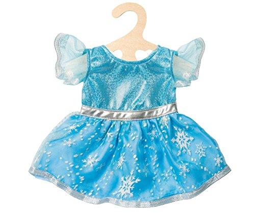 Heless 2720 Puppenkleid, Eis-Prinzessin, Größe 35 - 45 cm