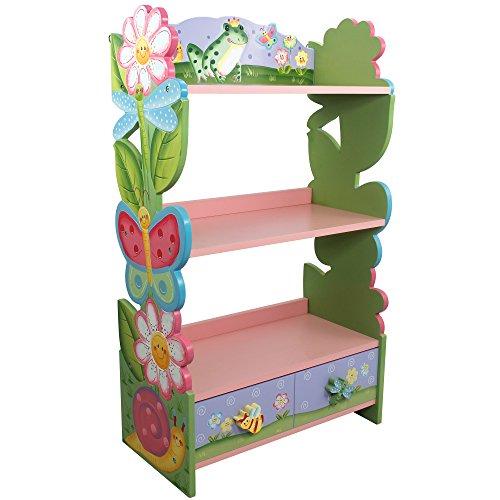 Fantasy Fields KinderMagic Garden KidsHolz-BücherregalSchlafzimmer W-7500A