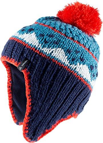 VAUDE Kinder Kappe Kids Knitted Cap IV, ocean, M, 401843675300