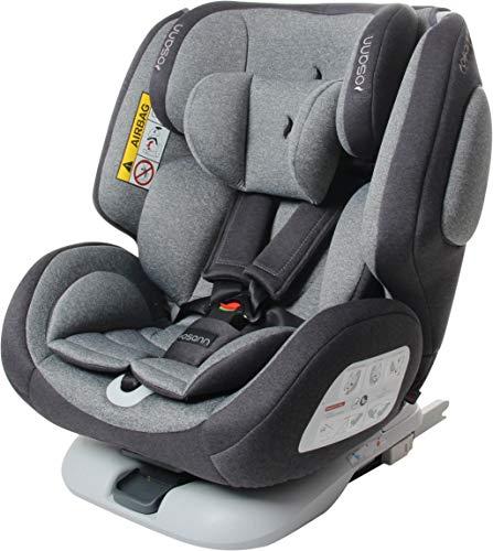 Osann one360° Kindersitz Gruppe 0+/1/2/3 (0 – 36 kg), Kinderautositz mit Isofix
