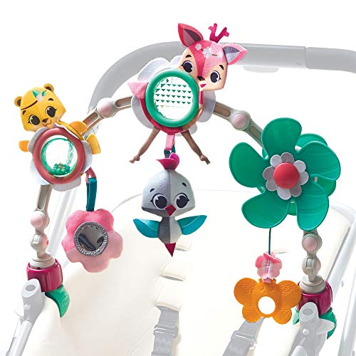 Tiny Love Sunny Stroll, Flexibler Spielbogen mit 6 Spielfiguren, 0M +, Tiny Princess Tales