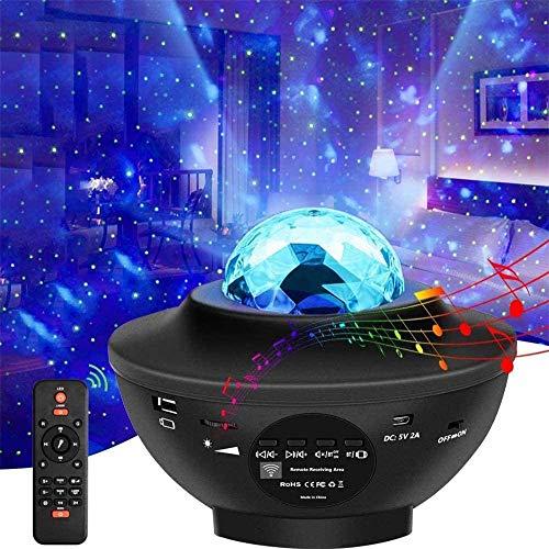 LED Sternenhimmel Projektor, Senders Sternenlicht Projektor Nachtlicht mit Starry...