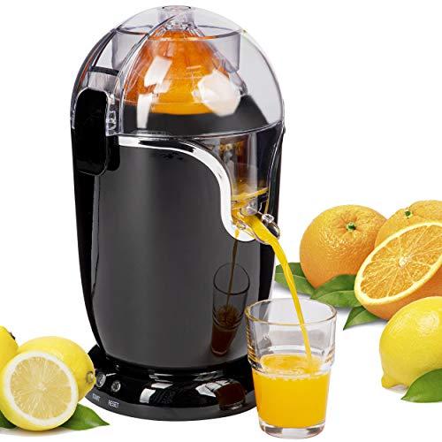 ONVAYA® Elektrische Saftpresse | Obstpresse | Entsafter | Orangen- und Zitronenpresse | automatische...