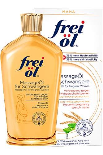 frei öl MassageÖl für Schwangere, beugt effektiv Schwangerschafts- und Dehnungsstreifen vor, Öko Test sehr...