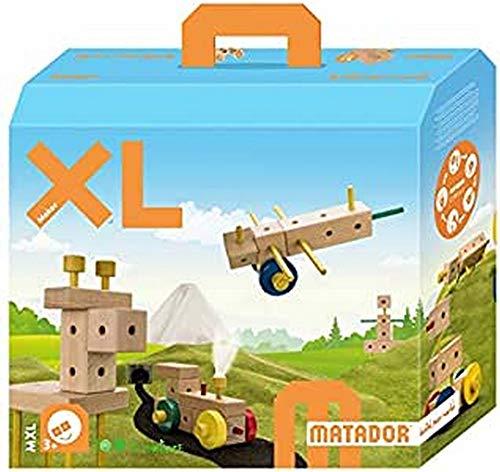 Matador Maker XL, Packungsinhalt 350 Teile