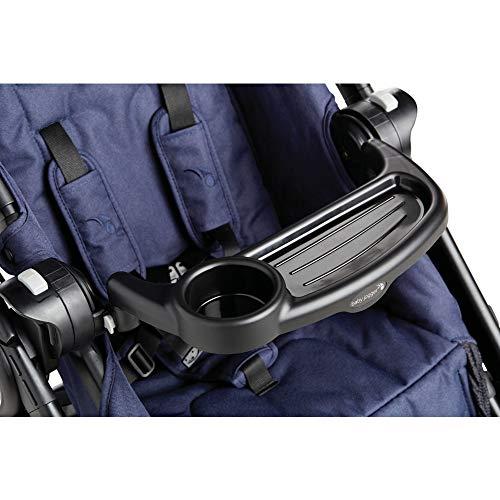 Baby Jogger 1968629 City Premier/Select LUX Einzelsitz-Ablageschale, schwarz